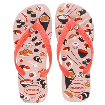 Havaianas Pale Pink Top Honey Sandals