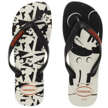 Havaianas Black Disney Stylish Womens Sandals