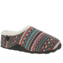Homeys Multi Erin Womens Slippers