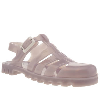 womens juju jellies lilac maxi sandals