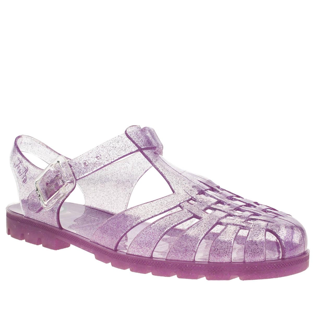 juju jellies Juju Jellies Purple Reilly Sandals