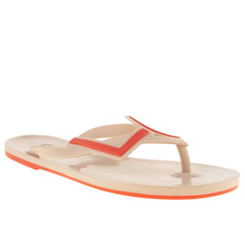 womens mel natural love city sandals