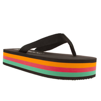 womens rocket dog black cleo sandals