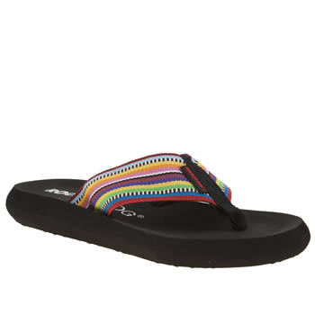Rocket Dog Multi Spotlight Santa Maria Sandals