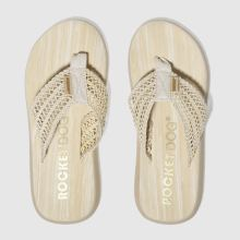 Rocket Dog Natural Spotlight Swella Womens Sandals