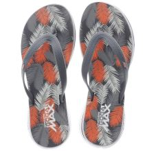 Skechers Dark Grey H2 Goga Lagoon Womens Sandals