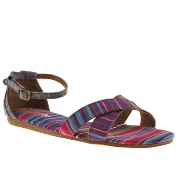 Toms Multi Correa Sandals