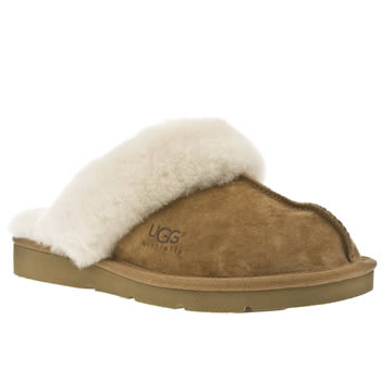 womens ugg australia tan cosy ii slippers