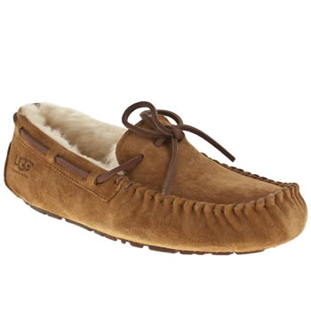 Ugg Australia Tan Dakota Slippers