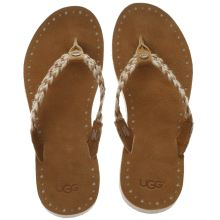 Ugg Australia Tan Navie Womens Sandals