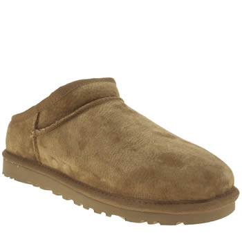 Womens Ugg Australia Tan Classic Slippers