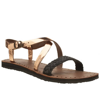 Ugg Australia Gold Jordyne Womens Sandals