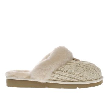 Ugg Australia Stone Cozy Knit Slippers