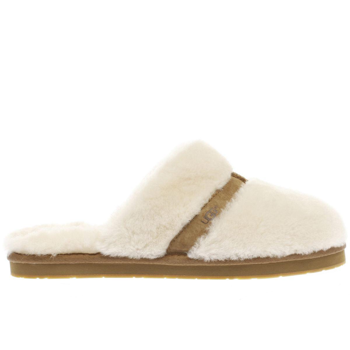 ugg natural dalla slippers