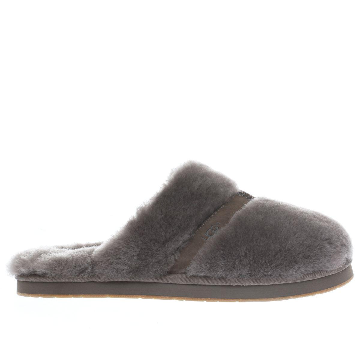 ugg grey dalla slippers