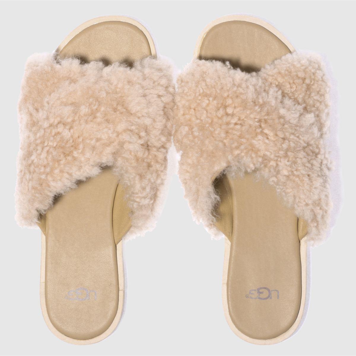 Ugg Pale Pink Joni Sandals