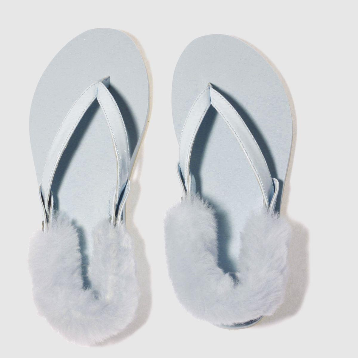 Ugg Pale Blue Laalaa Sandals