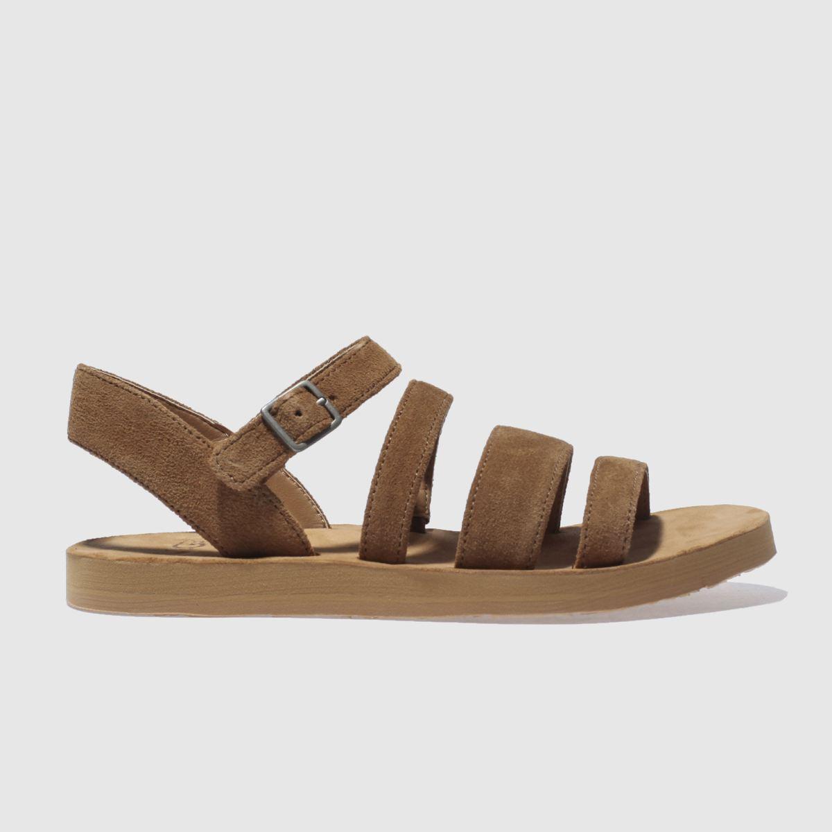 Ugg Tan Alyse Sandals