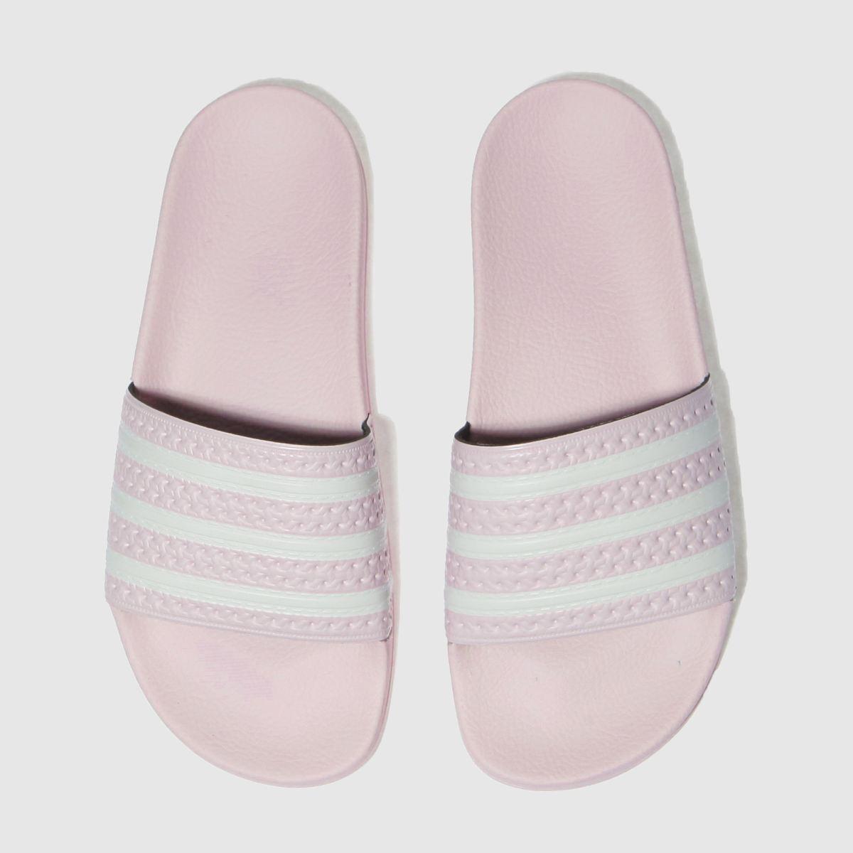 Adidas Pale Pink Adilette Sandals