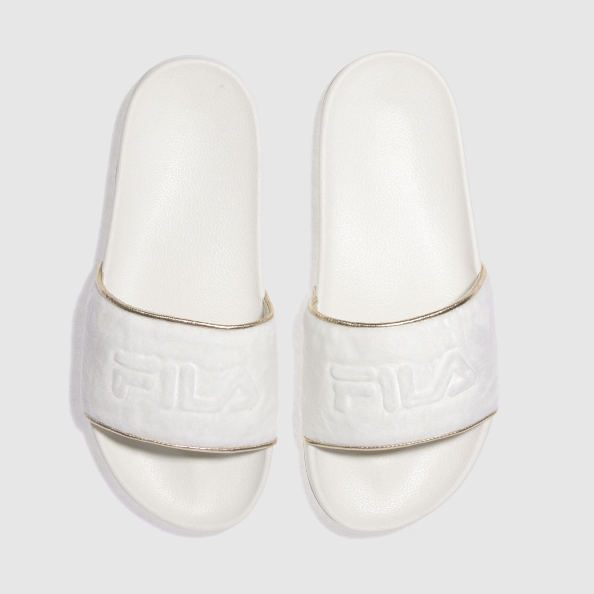 Fila Natural Drifter Border Velvet Sandals