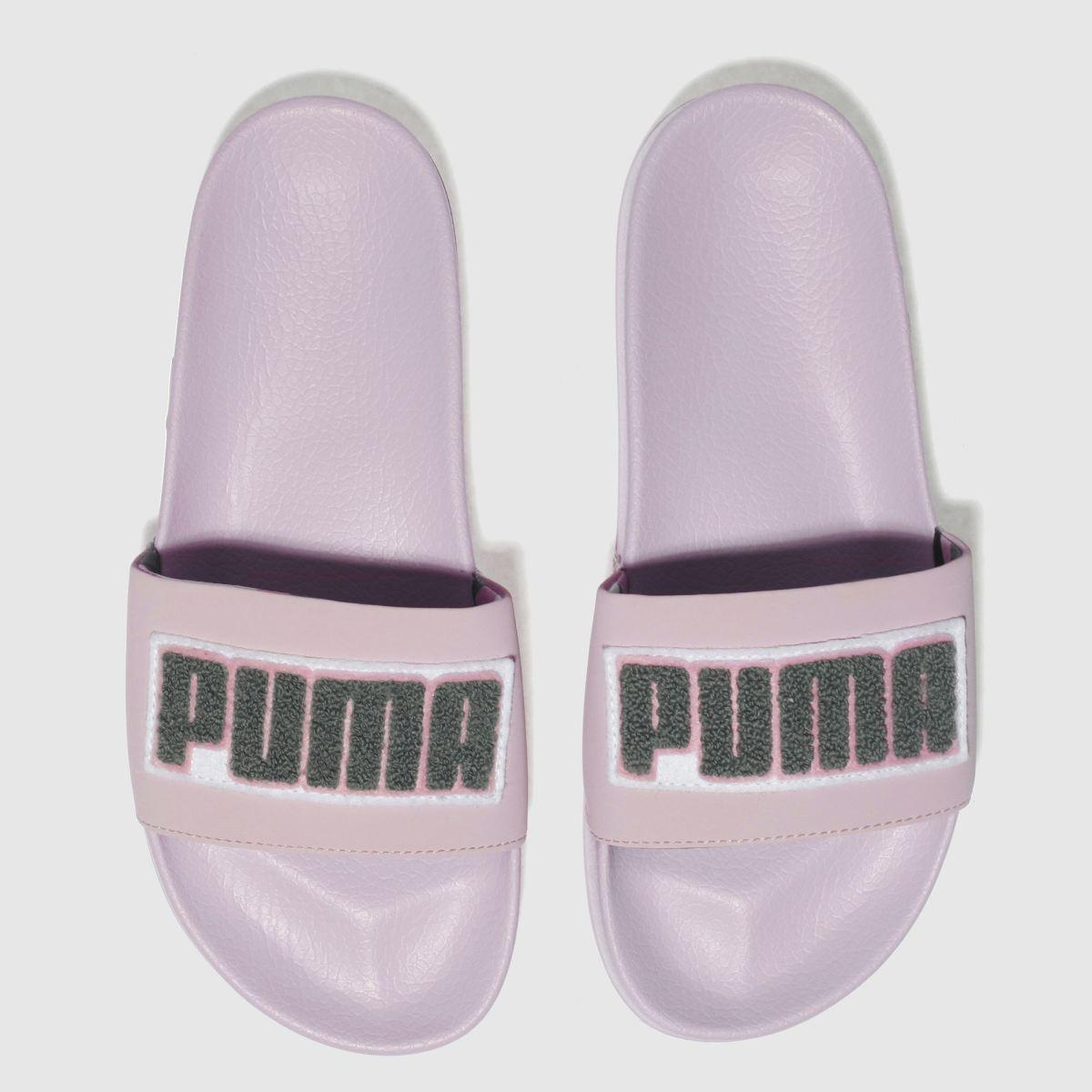 Puma Pale Pink Leadcat Nsk Sandals