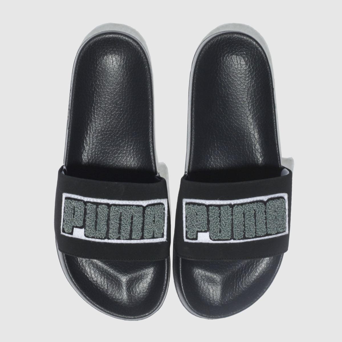 Puma Black Leadcat Nsk Sandals