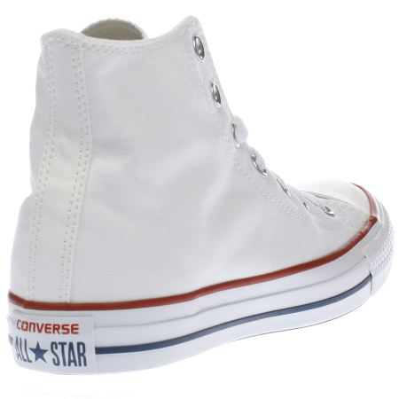 converse trainers high tops