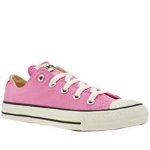 converse all star oxford pink 1