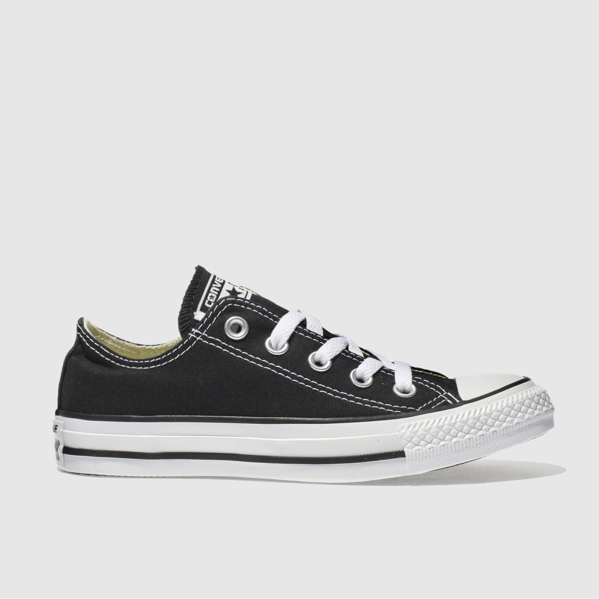 Buy Converse Black Leather