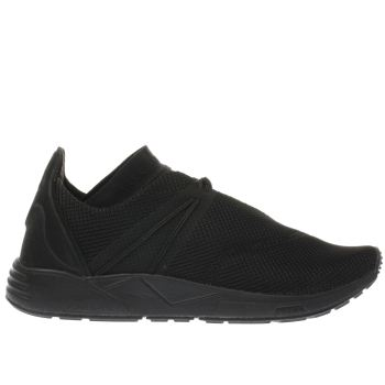 Arkk Copenhagen Black Eaglezero S-E15 Womens Trainers
