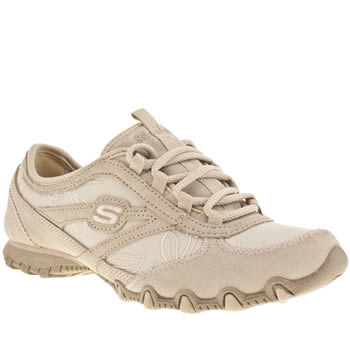Skechers Stone Bikers Embroidery Trainers
