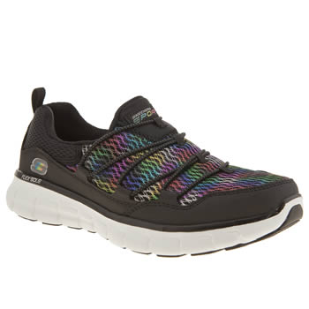 Womens Skechers Multi Synergy Star Quality Trainers