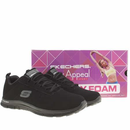 cheap ladies skechers trainers