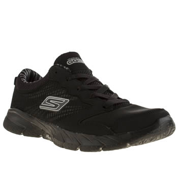 Skechers Black Go Fit Trainers