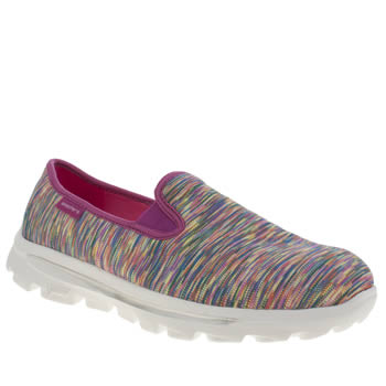 Skechers Multi Go Walk Move Obscure Trainers