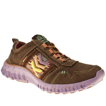 womens tigerbear republik lilac wolfstar trainers