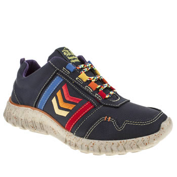 womens tigerbear republik navy wolfstar super trainers