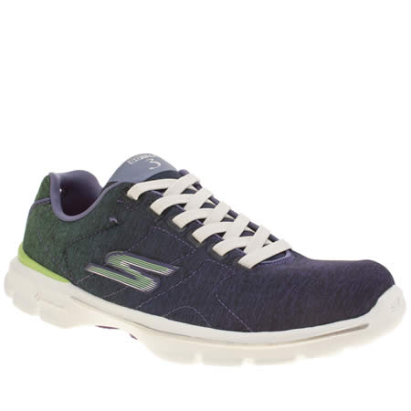 skechers go walk 3 stealth 1
