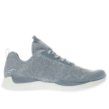 Skechers Pale Blue MATRIXX Trainers