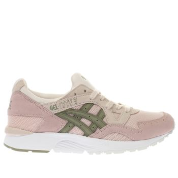 Asics Pink Gel-Lyte V Womens Trainers