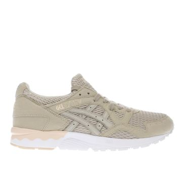 Asics Beige Gel-Lyte V Womens Trainers