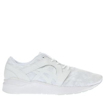 Asics White Gel-Lyte Komachi Womens Trainers
