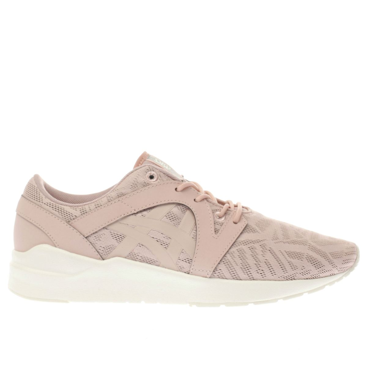 asics pale pink gel-lyte komachi trainers