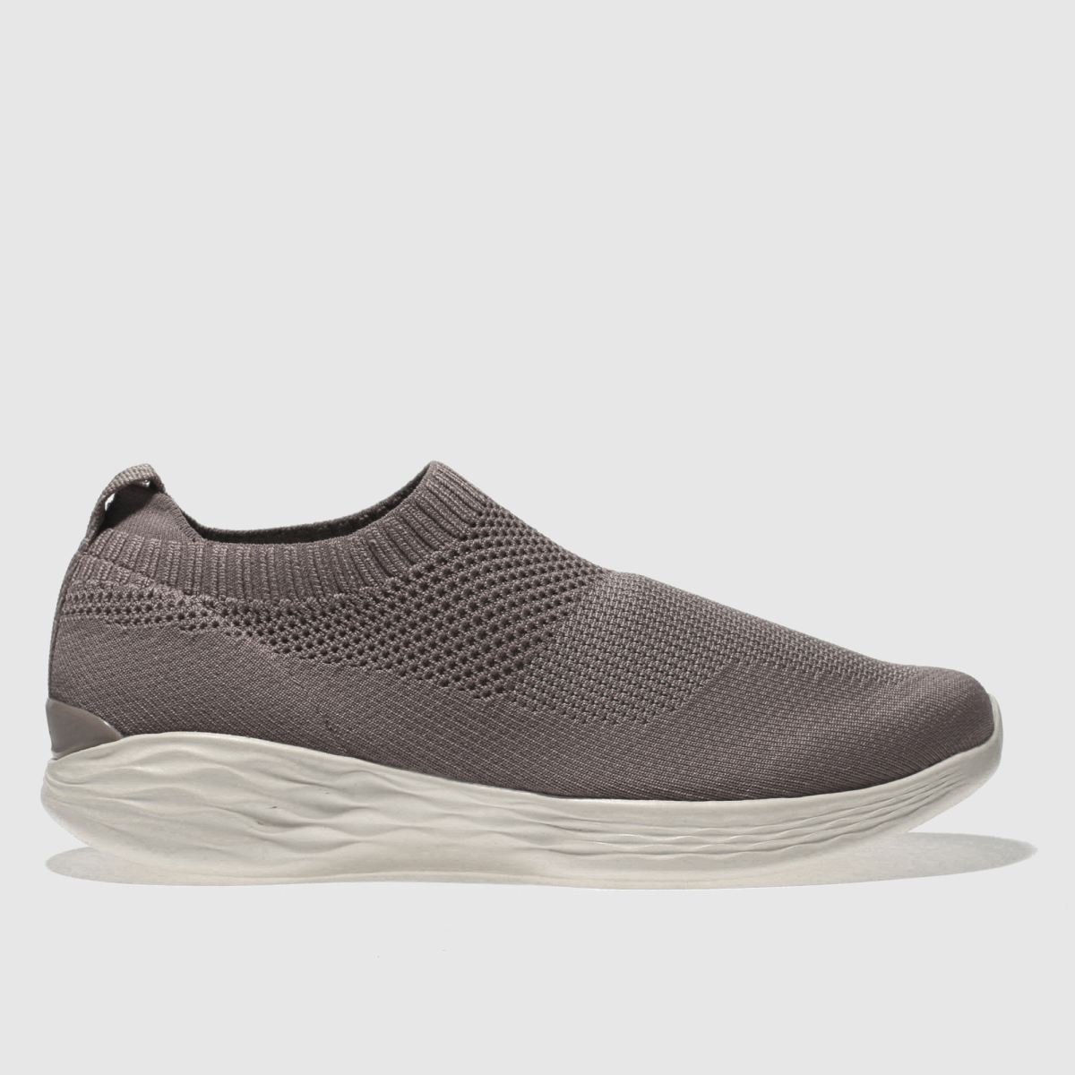 Skechers Mauve You Pure Trainers