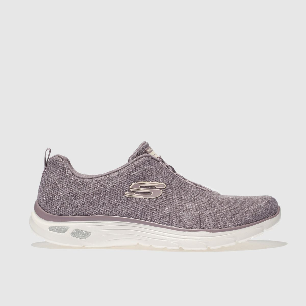 Skechers Skechers Lilac Empire Dlux Trainers