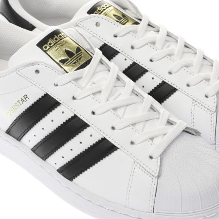 superstar foundation j (gs) ftwwht/ltpink/goldmt Kids