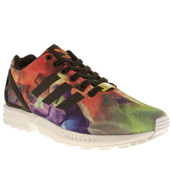 Adidas Multi Zx Flux Trainers