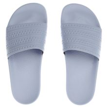 Adidas Pale Blue Adilette Womens Sandals