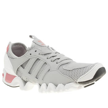Womens Adidas Light Grey S-m-l Trainers