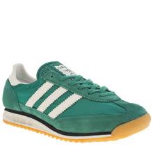 Adidas Dark Green Sl 72 Trainers